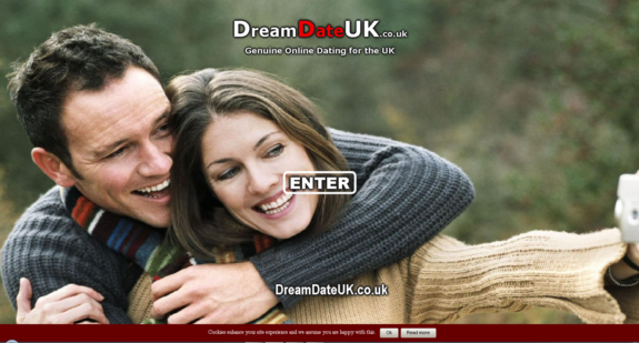 WebMorf Portfolio - DreamDateUK.co.uk