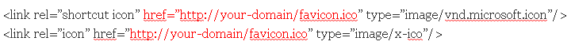 html code at Webmorf