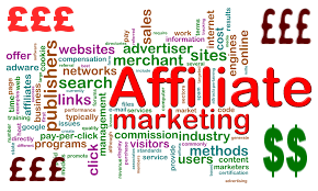 Affiliate marketing at WebMorf.co.uk