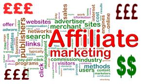 Affiliate marketing at WebMorf.co.uk