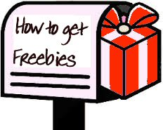 How to get freebies