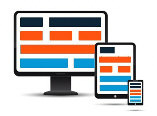 Responsive design at WebMorf