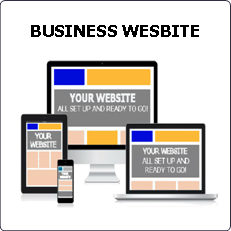 Your website online and live for less than £500!