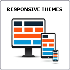 Responsive themes at WebMorf